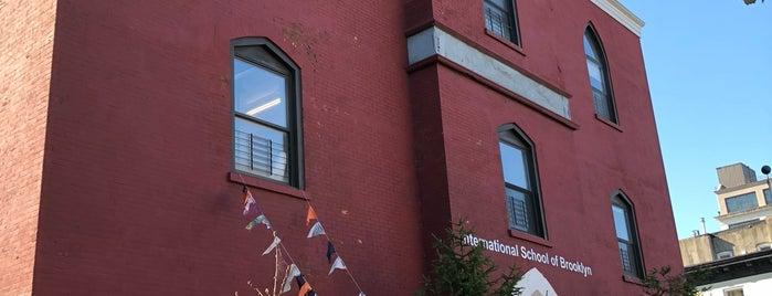 International School of Brooklyn is one of Andy 님이 좋아한 장소.