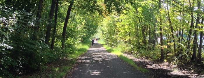 Wallkill Valley Rail Trail is one of NYC Summer Spots.