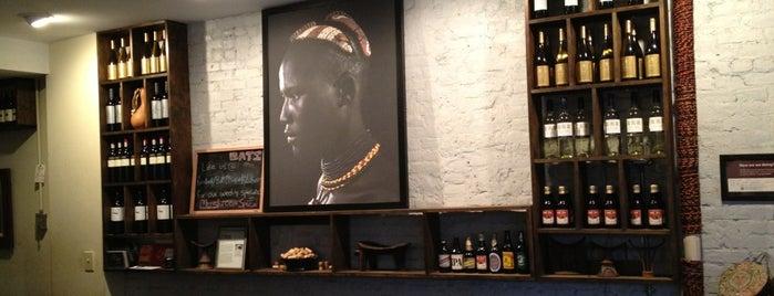 Bati Ethiopian Restaurant is one of GEMS.