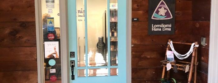 Lomilomi Hana Lima Healing Spa & Boutique is one of Oahu.