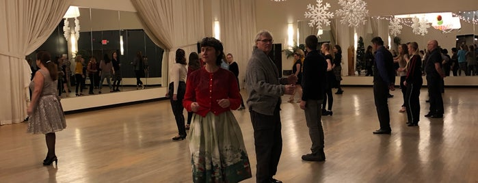 Cinema Ballroom is one of Twin Cities Latin Dance.