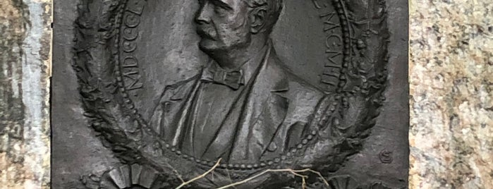 Henry Maxwell Monument is one of Prospect Park.