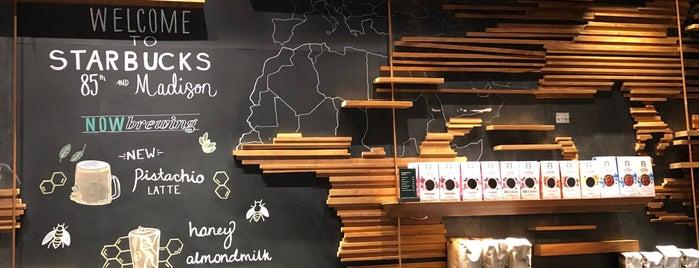 Starbucks is one of New York, Restaurants III.
