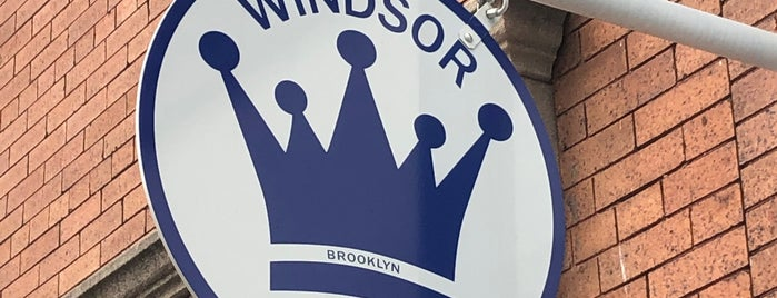 Windsor Coffee is one of New York Food.