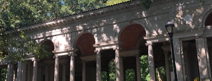 Tennis House is one of Prospect Park.