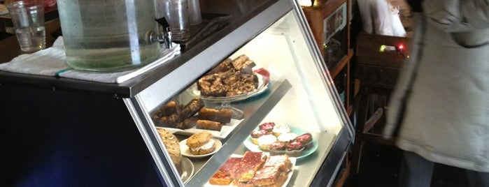 Clementine Bakery is one of Favorite Vegan(friendly) Restaurants.