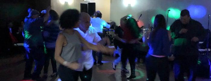 SEV Studio Lounge is one of NYC Latin Dance.
