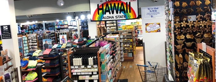 ABC Stores #83 is one of Hawaii Omiyage.