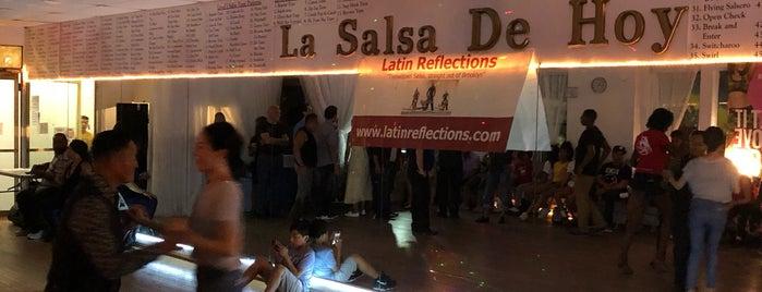 La Salsa De Hoy Dancing Studio is one of NYC Latin Dance.