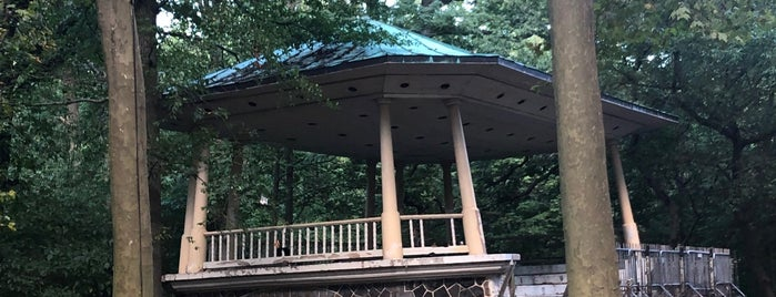 Music Pagoda is one of Prospect Park.