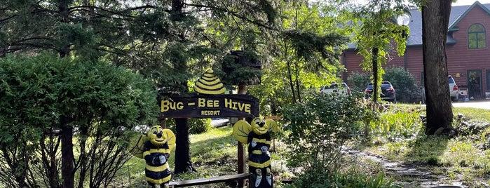 BugBee Hive Resort is one of Minnesota Resorts.