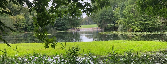 Upper Pool is one of Prospect Park.