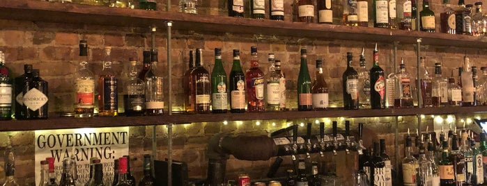 The Armory Bar is one of Date Spots.