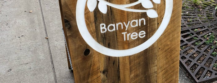 Banyan Tree is one of Cleveland.