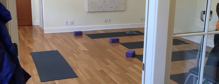 New Leaf Yoga & Pilates is one of Closeby to Try.