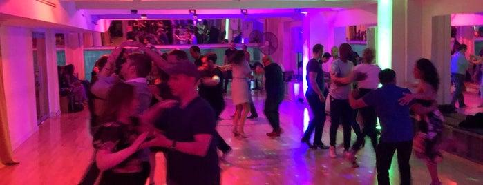 DanceSport is one of NYC Latin Dance.