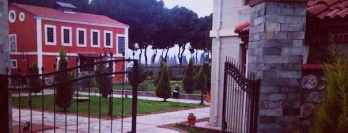 Aydın Adnan Menderes Üniversitesi is one of Lieux qui ont plu à BuRcak.