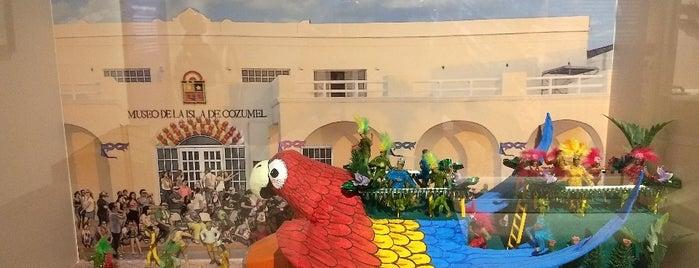 Museo Isla de Cozumel is one of Cozumel.