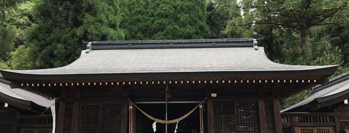 和気神社 is one of 西郷どんゆかりのスポット.