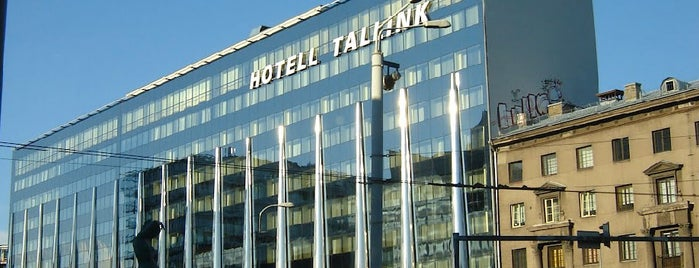 Tallink City Hotel is one of Places I have been 2.