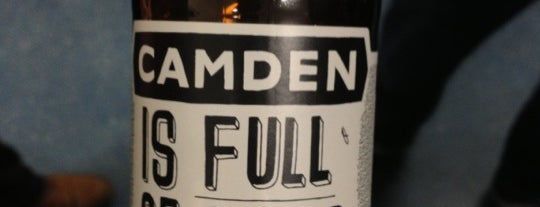 Camden Town Brewery is one of Stuff I want to see and redo in London.