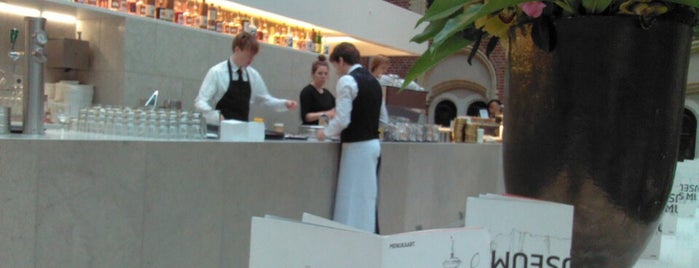 Rijksmuseum Café is one of Amsterdam.