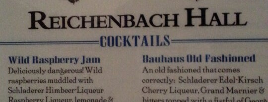 Reichenbach Hall is one of The Dog's Bollocks' NYC Ze Germans are coming.