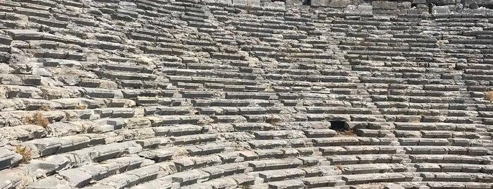 Selge Antik Tiyatrosu is one of 🇹🇷 Antalya.