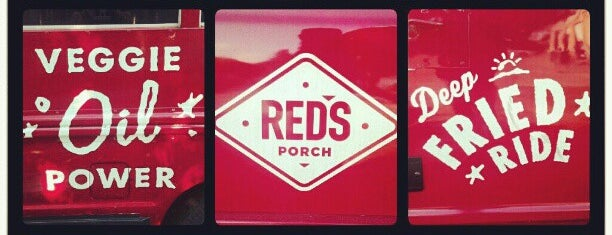 Red's Porch is one of Austin Places to Try.