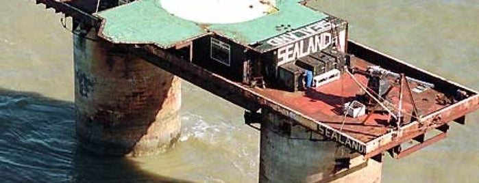 Sealand is one of Far Far Away.