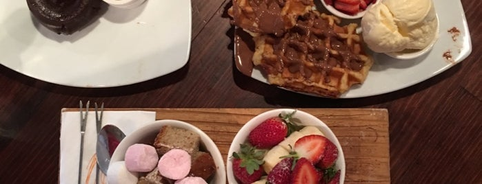 Max Brenner Chocolate Bar is one of Gold Coast.