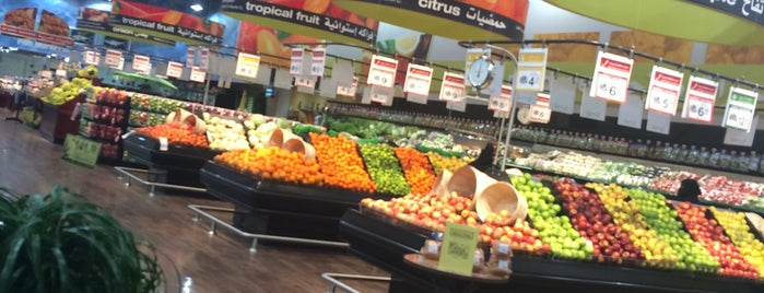 Tamimi Markets is one of Orte, die Azad gefallen.