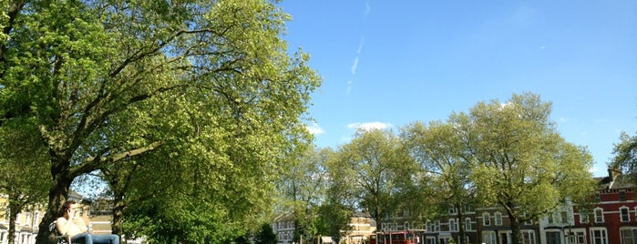 Stoke Newington Common is one of Must-visit Great Outdoors in London.