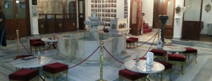Cağaloğlu Hamamı is one of Turkish Hamam Experience.