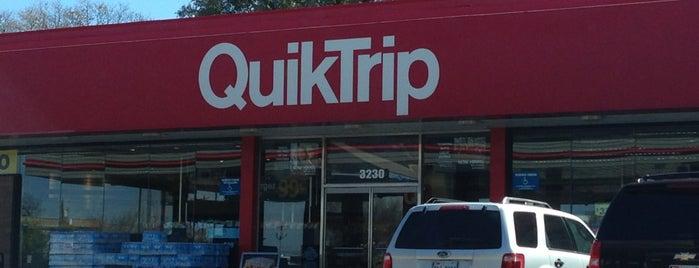 QuikTrip is one of Lugares guardados de Kat.