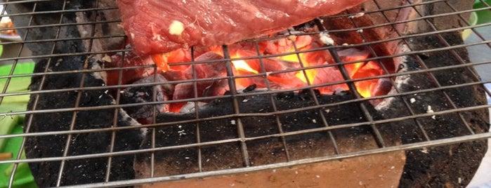 Bò tơ Xuân Đào is one of ăn hàng.
