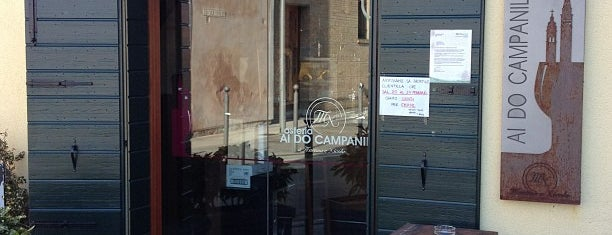 Ai Do Campanili is one of contatti utili.