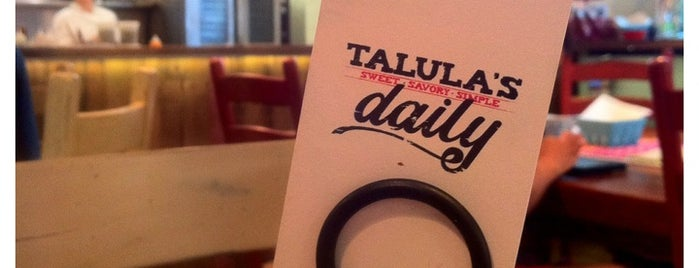 Talula's Daily is one of Orte, die Tyler gefallen.