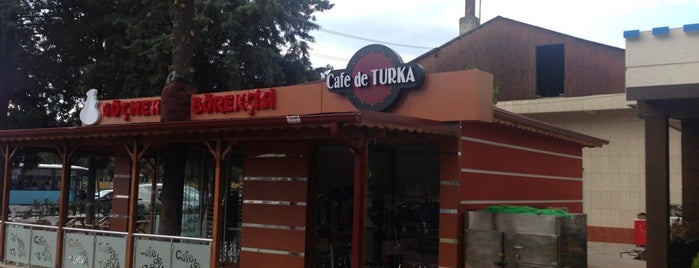 Cafe De Turka is one of CENESUYU.
