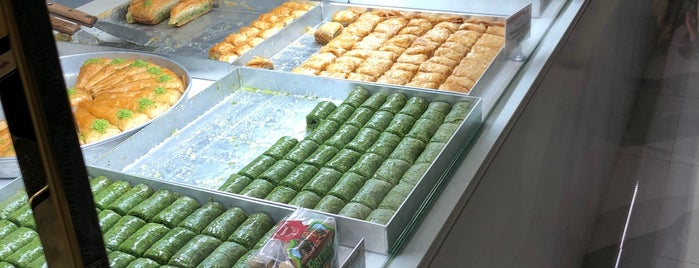 Gaziantep Sweets & Pastry is one of To-do - Restaurants & Bars.