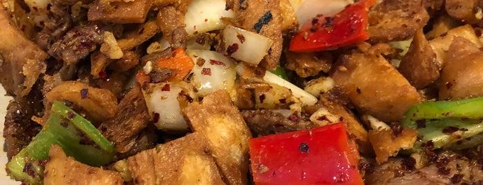 Tarim Uyghur Handmade Noodles is one of Sydney.