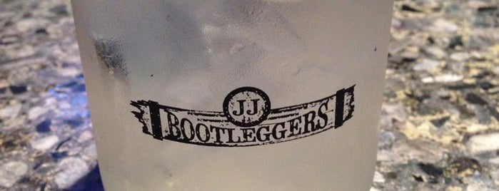 JJ Bootleggers is one of Bars, Pubs, & Speakeasys.