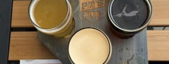 PT's Brewing Company is one of Vegasless.