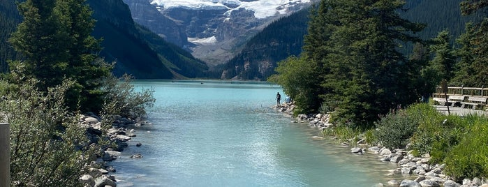 Lake Louise Trail is one of 🇨🇦 Alberta.
