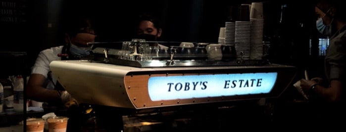 Tobys Estate is one of Gulf countries..