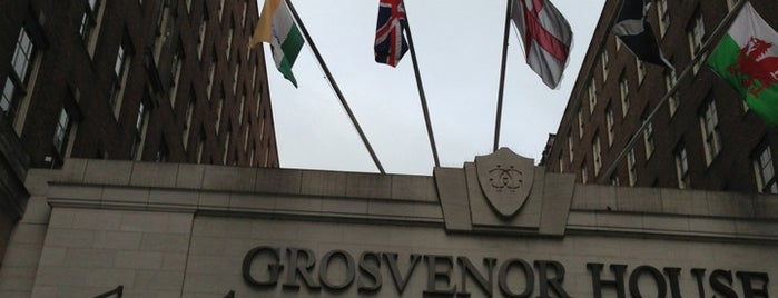 Grosvenor House Hotel, a JW Marriott Hotel is one of Must go when you are in London.