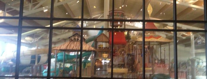 Great Wolf Lodge is one of * Gr8 Museums, Entertainment & Attractions—DFdub.