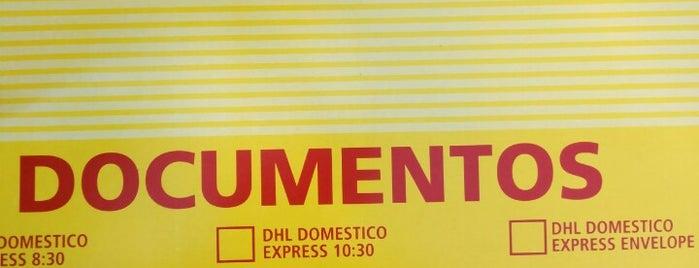 DHL Express is one of Lieux qui ont plu à Adr.
