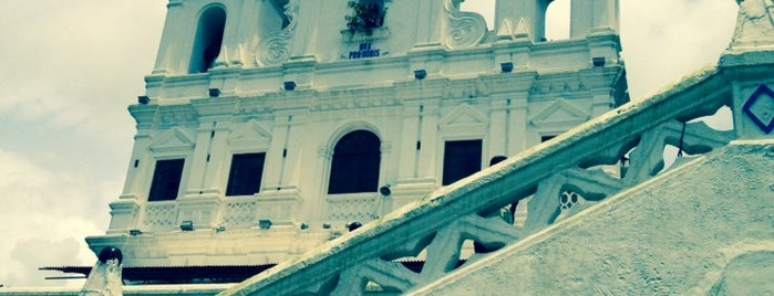 Our Lady of the Immaculate Conception Church is one of Goa.