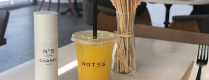 Notes Cafe is one of Abu Dhabi.